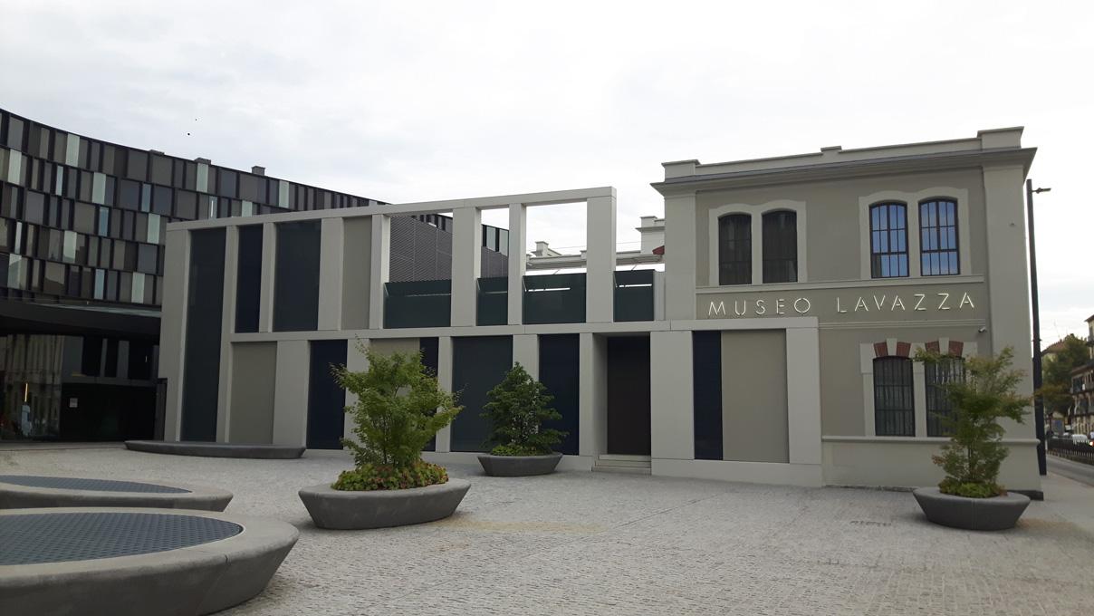"""Photo of Una visita al Museo Lavazza di Torino: tra le nuvole sulla """"Nuvola"""""""