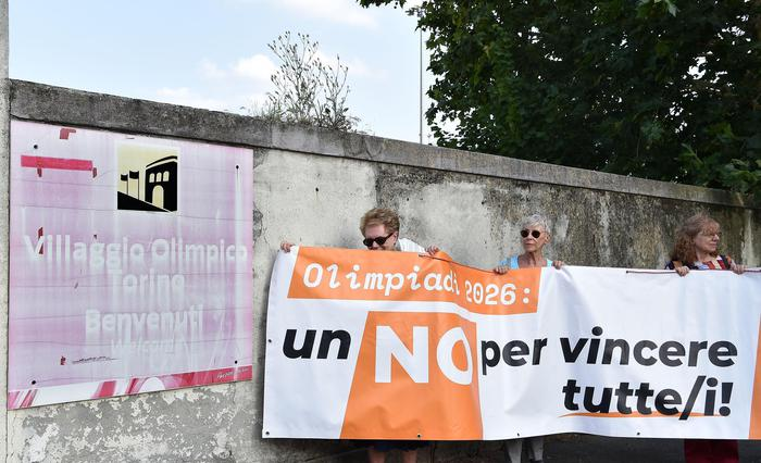 Photo of No alla candidatura olimpica, a Torino un'assemblea dei movimenti di protesta