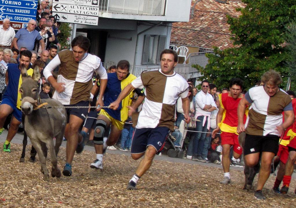 Photo of Cena propiziatoria e Palio degli asini: un week-end medievale a Cocconato