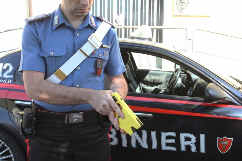 Photo of La pistola taser ha debuttato a Torino per sedare una rissa