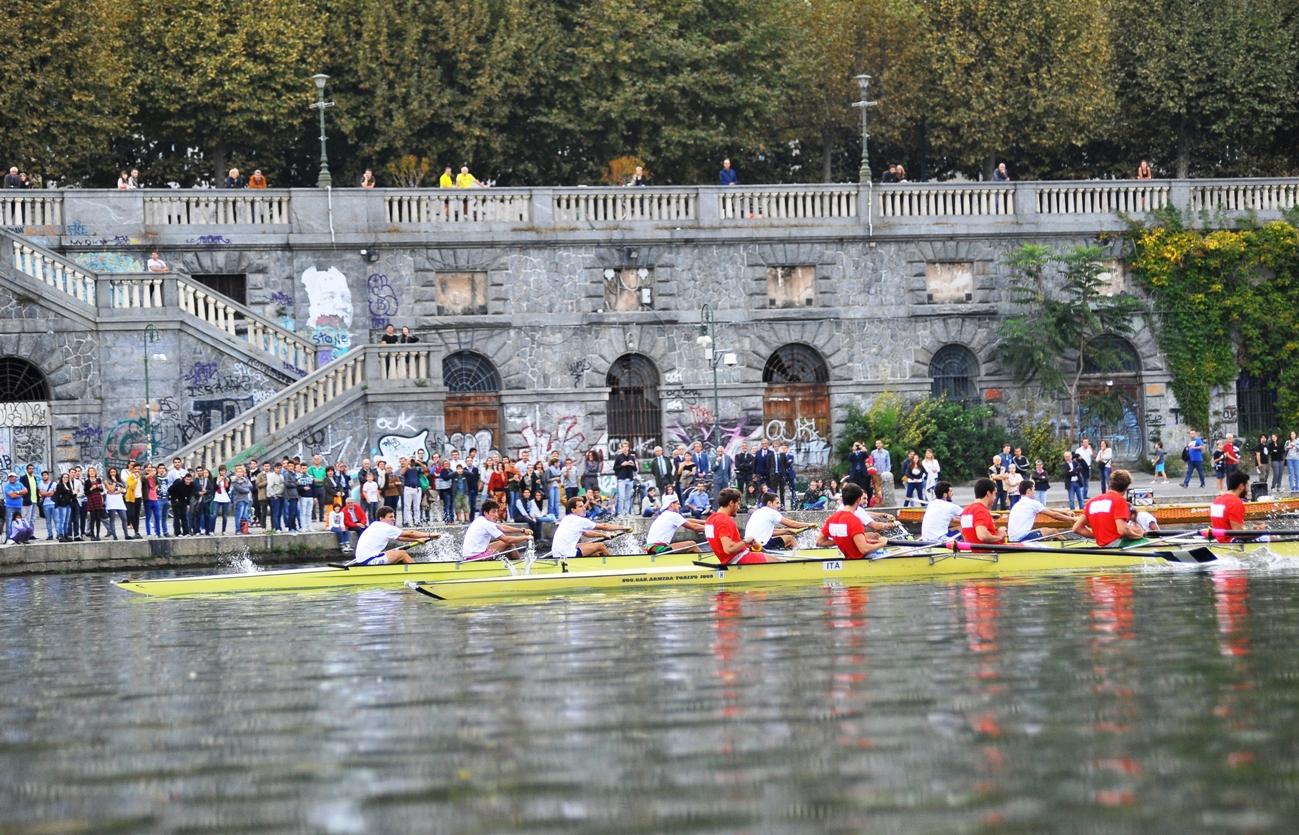 Photo of Rowing Regatta, Università e Politecnico si sfidano sul Po a colpi di remo