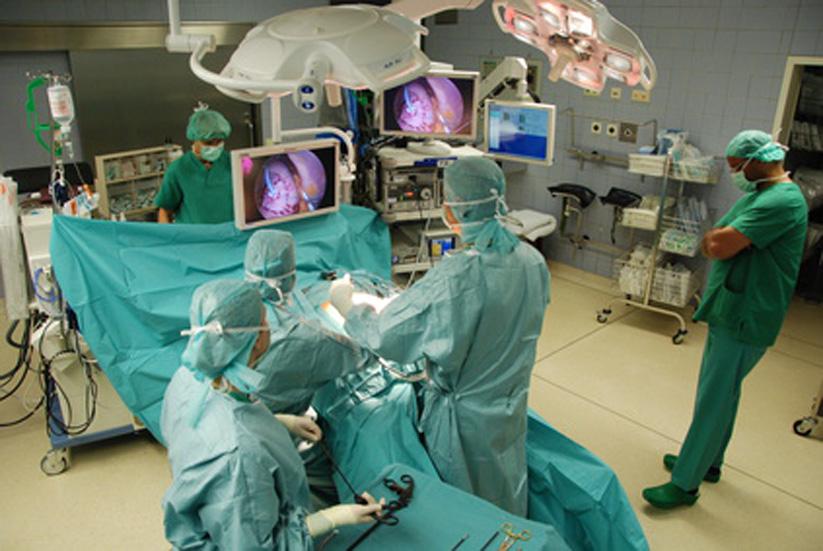 Photo of Innovativo intervento chirurgico al fegato, al Mauriziano un riconoscimento mondiale
