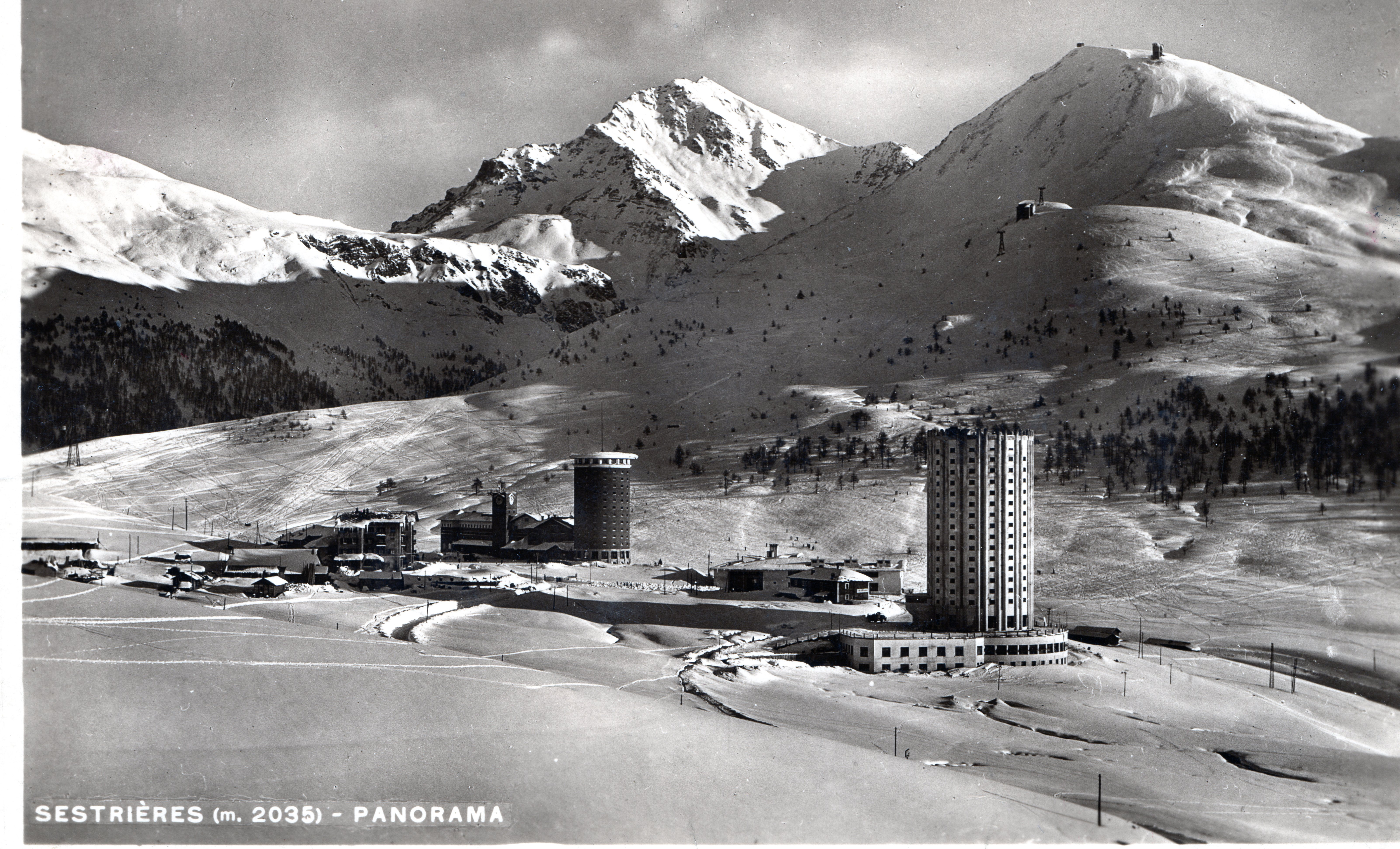 Sestriere.