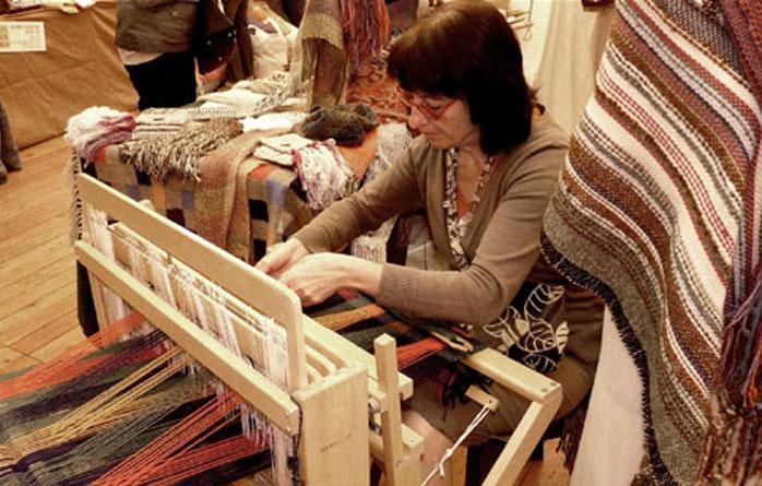 Photo of Il fascino della tessitura fatta a mano in mostra per tre giorni a Collegno