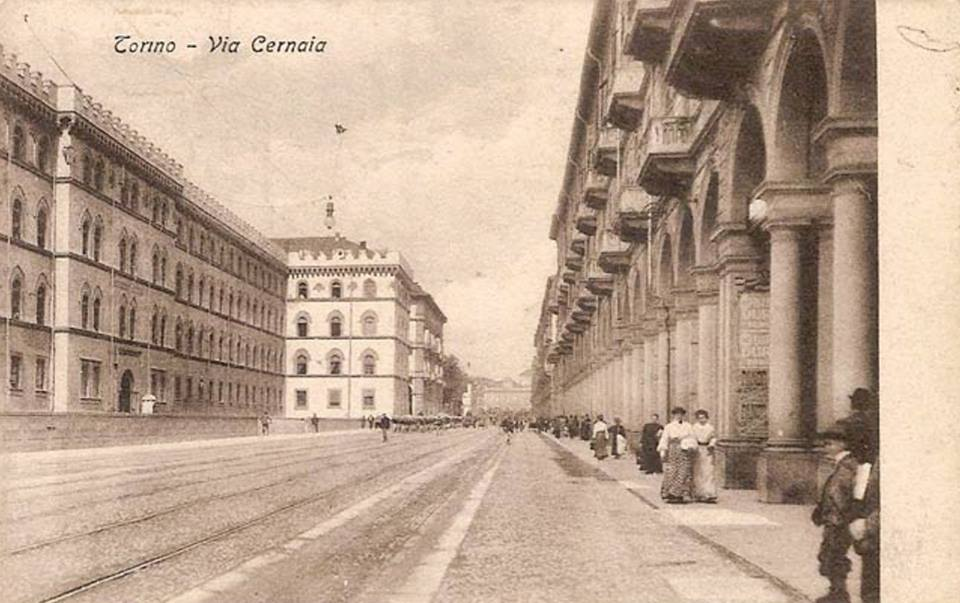 Torino – Via Cernaia