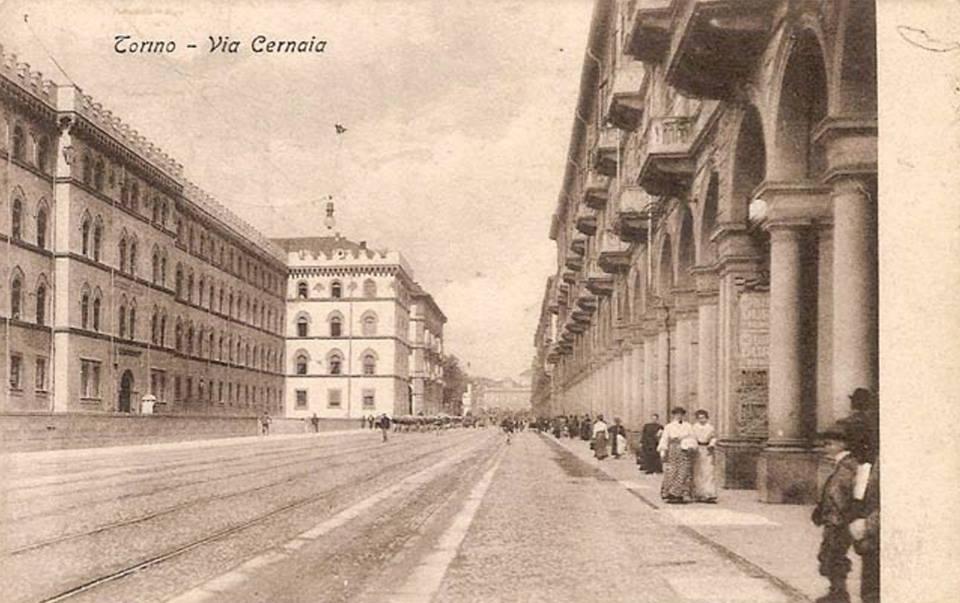 Torino – Via Cernaia