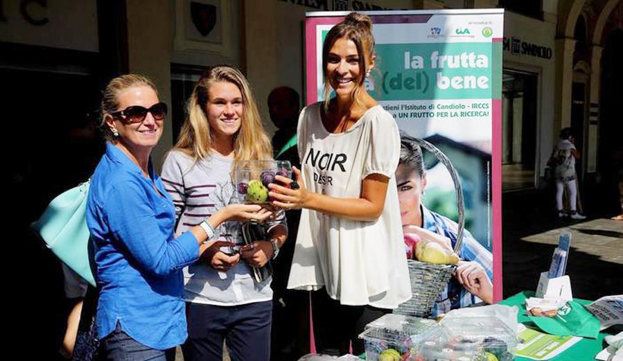 """Photo of """"Un frutto per la ricerca"""", a Torino torna l'iniziativa solidale contro il cancro"""