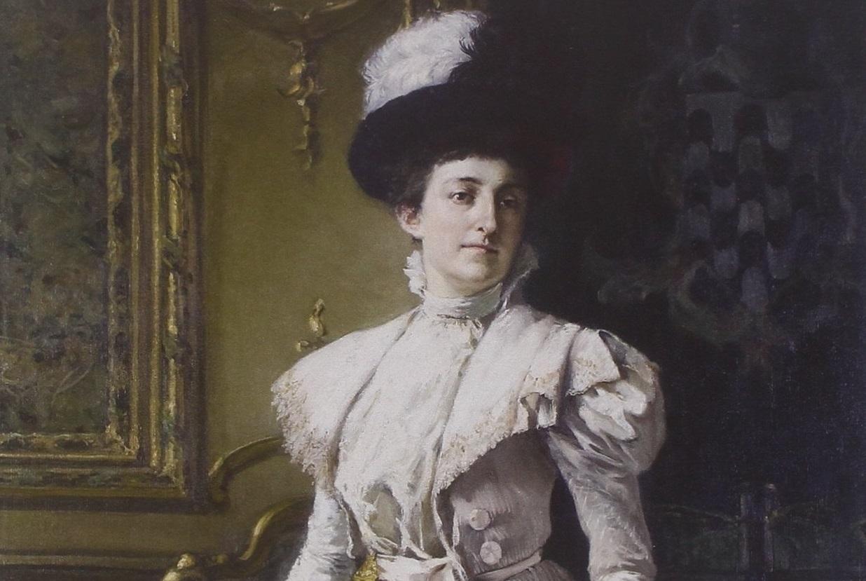 Photo of Storie al femminile: Sofia di Bricherasio, pittrice e filantropa torinese