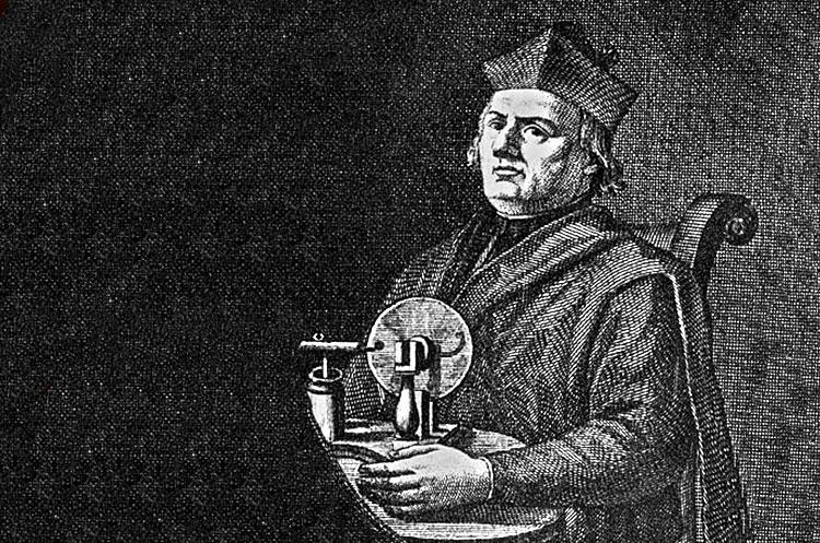 Photo of Nati il 3 ottobre: lo scienziato monregalese Giovanni Battista Beccaria