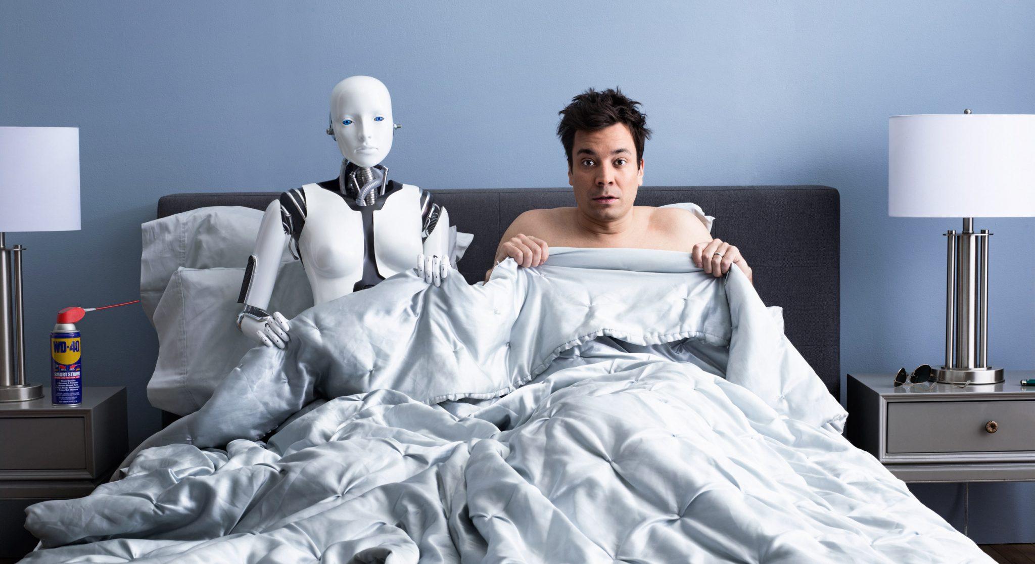 Photo of Sex robot e amori futuribili: il nuovo libro di Balistreri sotto la lente il 10 ottobre