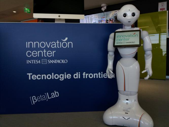 Photo of I robot approdano a Torino: così in banca si sperimenta l'intelligenza artificiale