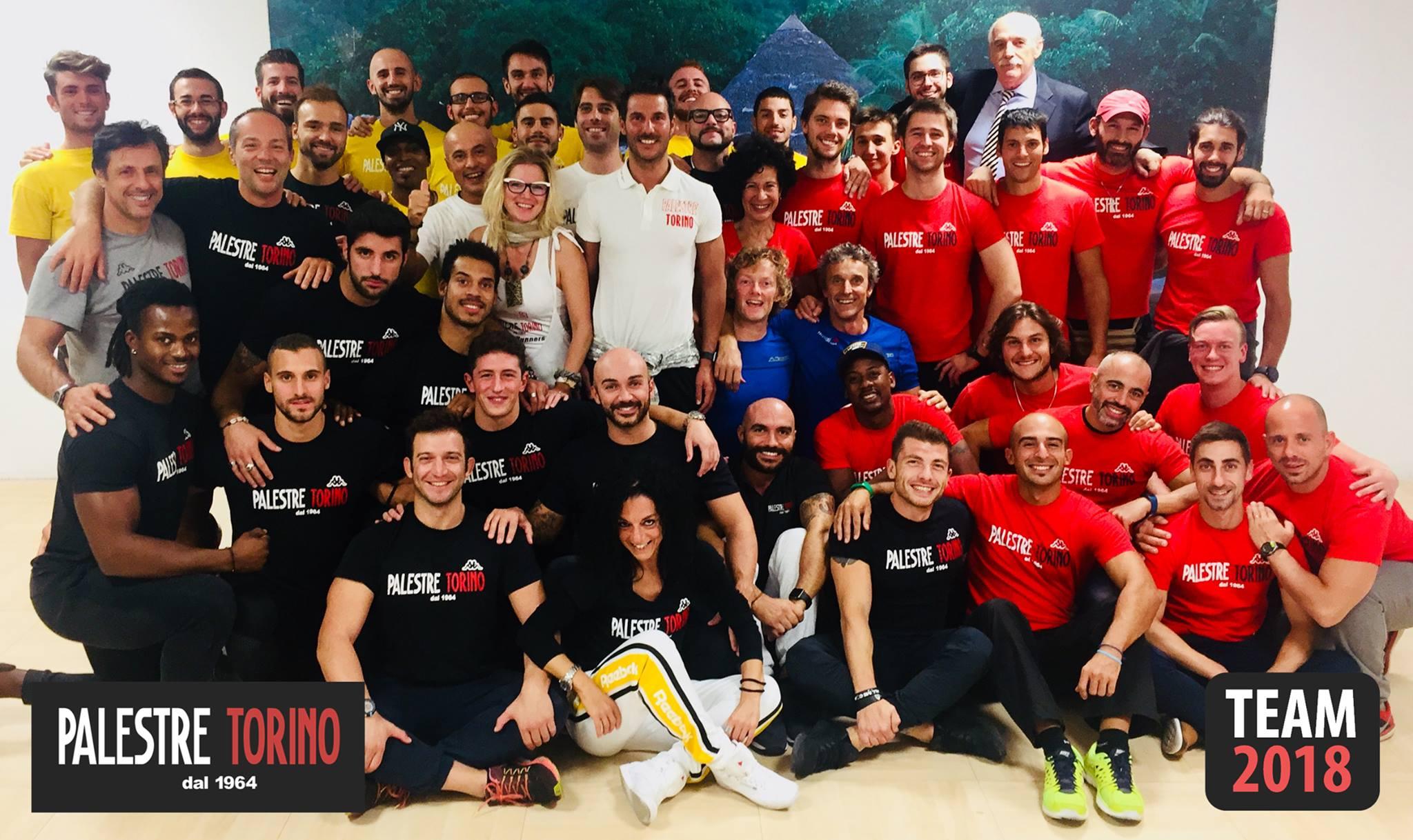 Photo of Un open day gratuito alle Palestre Torino Club Heron domenica 21