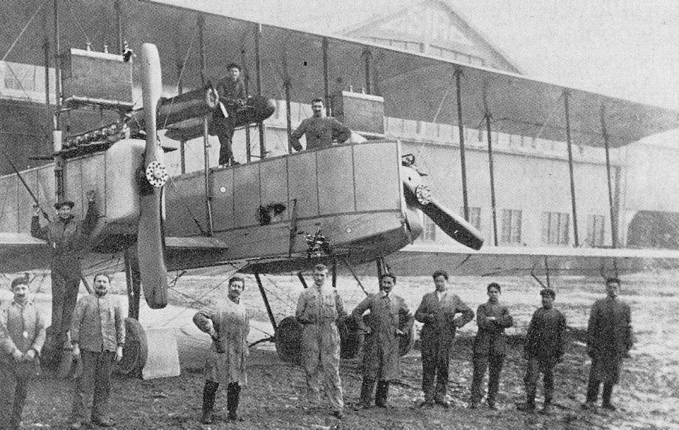 Photo of Storia di Torino, città dei primati: c'era una volta l'Aeroporto di Mirafiori