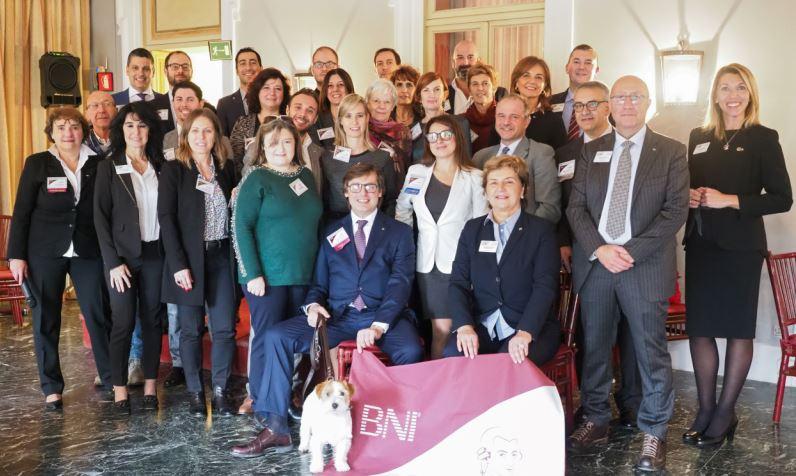 Photo of Scambio di referenze per creare nuove opportunità: è nato a Torino un nuovo capitolo BNI