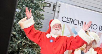 Mondojuve cerca aiutante di Babbo Natale: candidature da inviare entro il 29