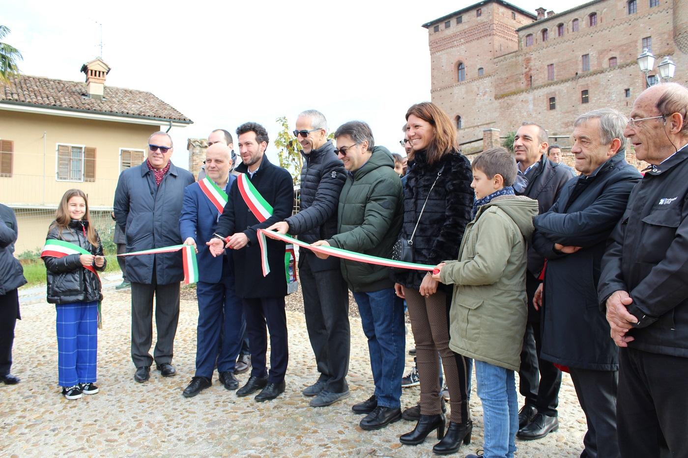 Photo of Grinzane, un nuovo belvedere Unesco a due passi dal castello e dalla vigna di Cavour