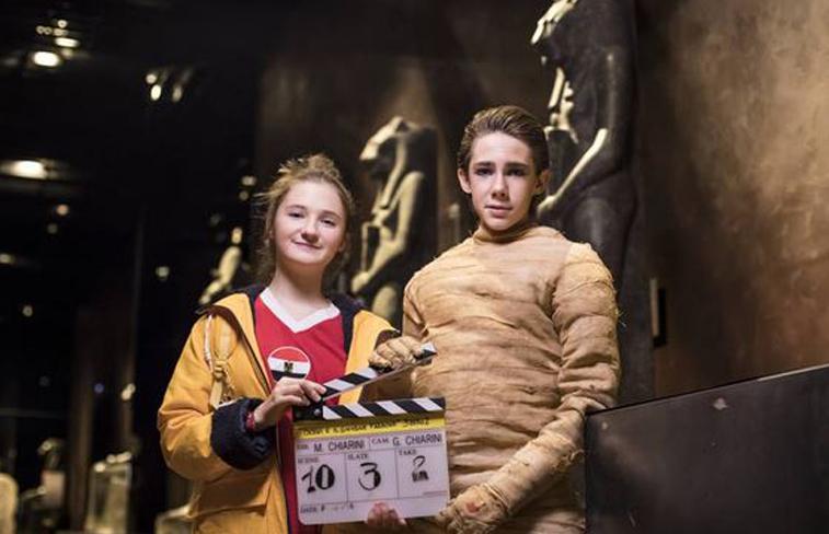 Photo of Berni e il giovane Faraone: dopo quattro mesi di riprese a Torino, l'ultimo ciak