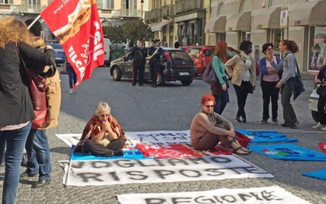 Photo of Cic rischia la chiusura, sciopero di otto ore e presidio dei dipendenti a Ivrea