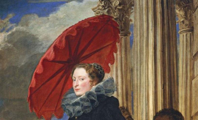 Photo of Alla Galleria Sabauda i dipinti del grande pittore fiammingo Antoon Van Dyck