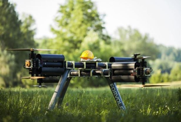 Photo of Un drone prodotto a Torino entra nel Guinness dei primati