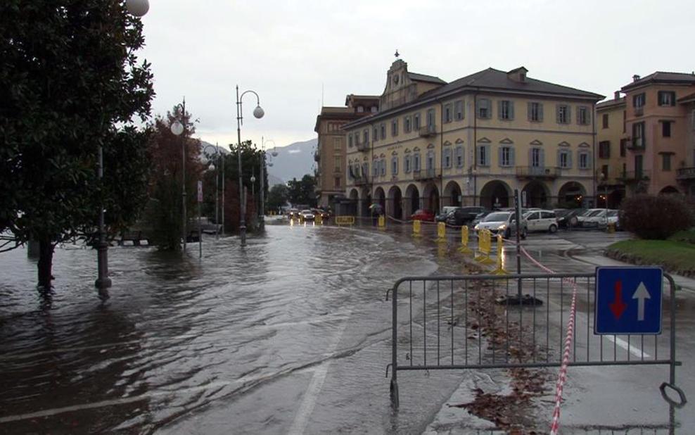 Photo of Maltempo: è passata la piena del Po, ma esondano il lago Maggiore e quello d'Orta