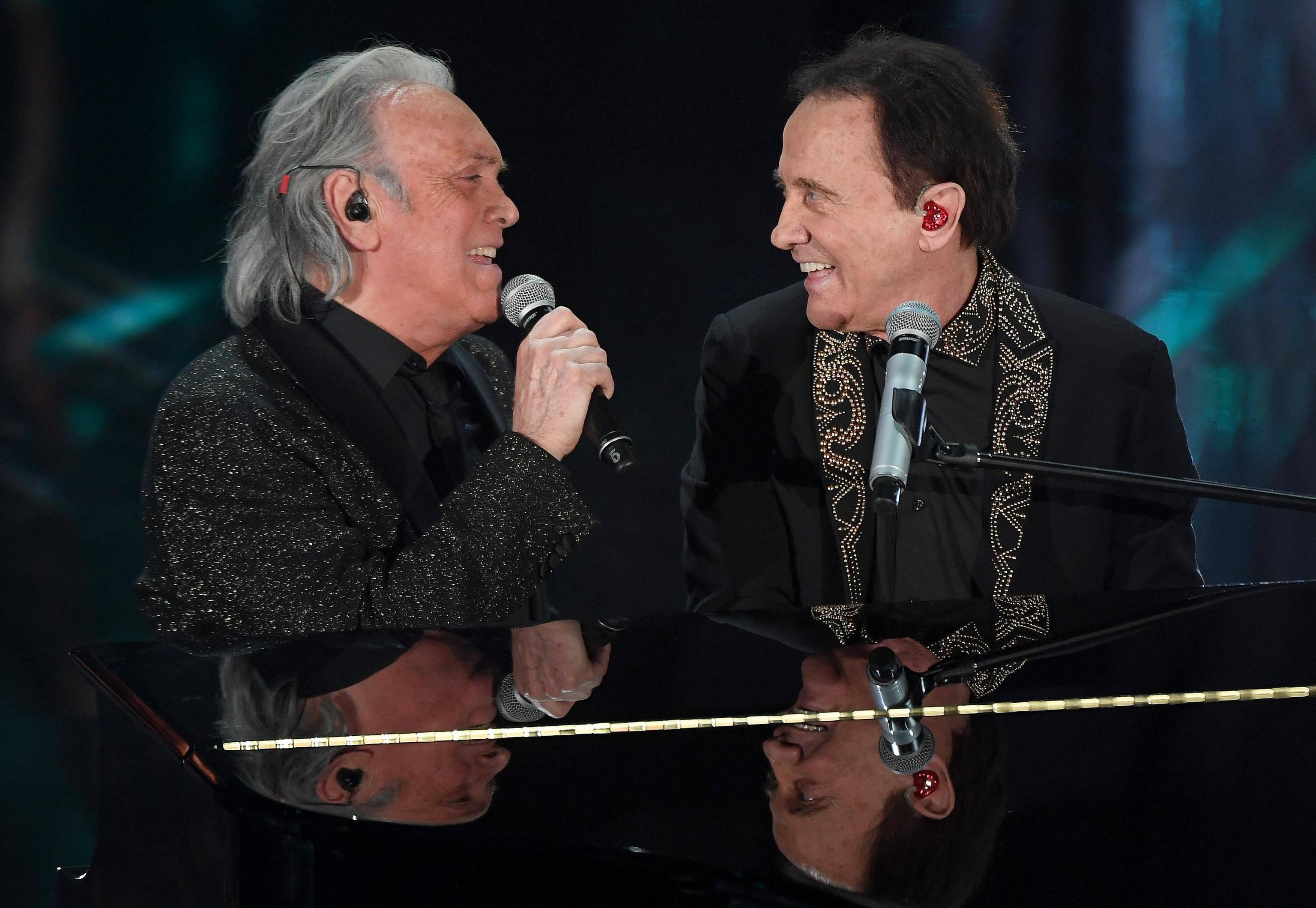 Photo of Roby Facchinetti e Riccardo Fogli insieme per mantenere vivo il mito dei Pooh