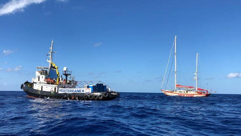 Photo of Una serata per sostenere la nave Mediterranea con collegamento in diretta