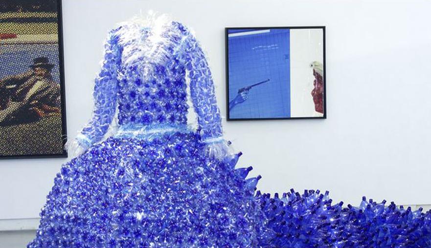 Photo of Una mostra dedicata a Enrica Borghi, capace di trasformare gli scarti in arte