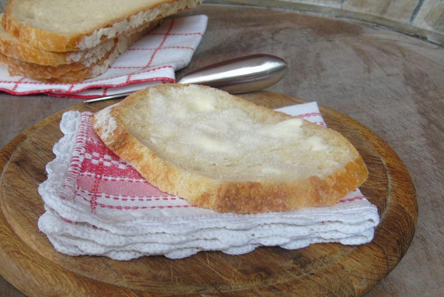 """Photo of Le merende dei bambini Anni Cinquanta: molto """"pane, burro e zucchero"""" e, qualche volta, i """"fruttini"""""""