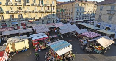 Piazza Foroni o piazza Cerignola? Il curioso caso della piazzetta torinese con due nomi