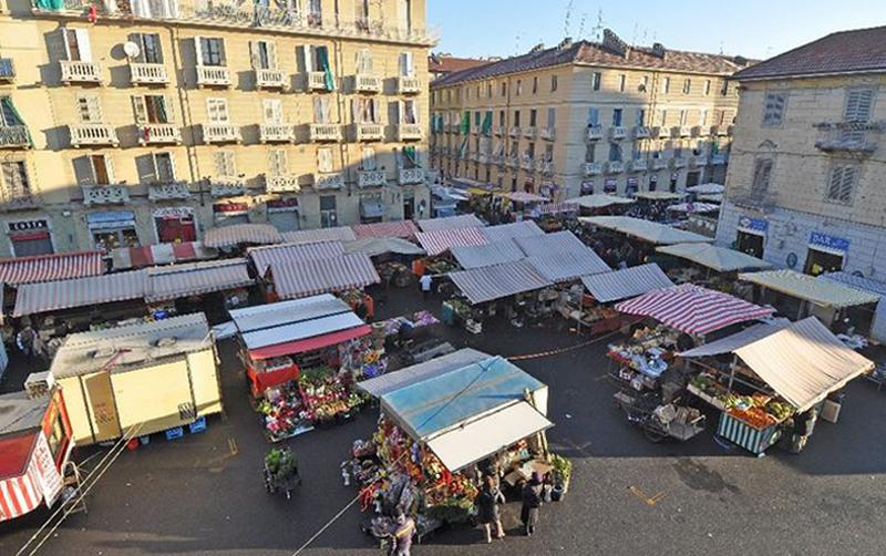 Photo of Piazza Foroni o piazza Cerignola? Il curioso caso della piazzetta torinese con due nomi