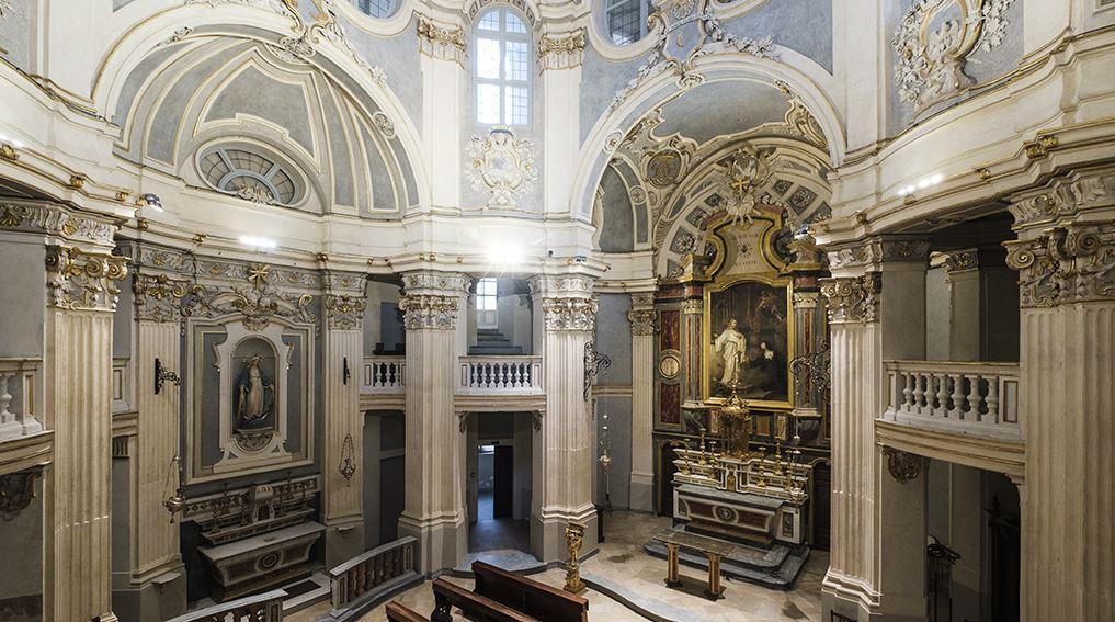 Photo of L'ex convento di Santa Chiara a Torino trasformato in una residenza per giovani