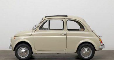 La storica Fiat 500 F sarà esposta al pubblico al Moma di New York