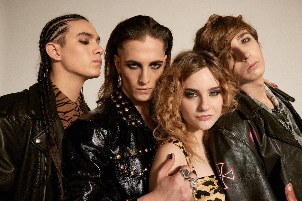 """Photo of Maneskin di scena a Venaria: chi sono i protagonisti della band rivelazione di """"X Factor"""""""