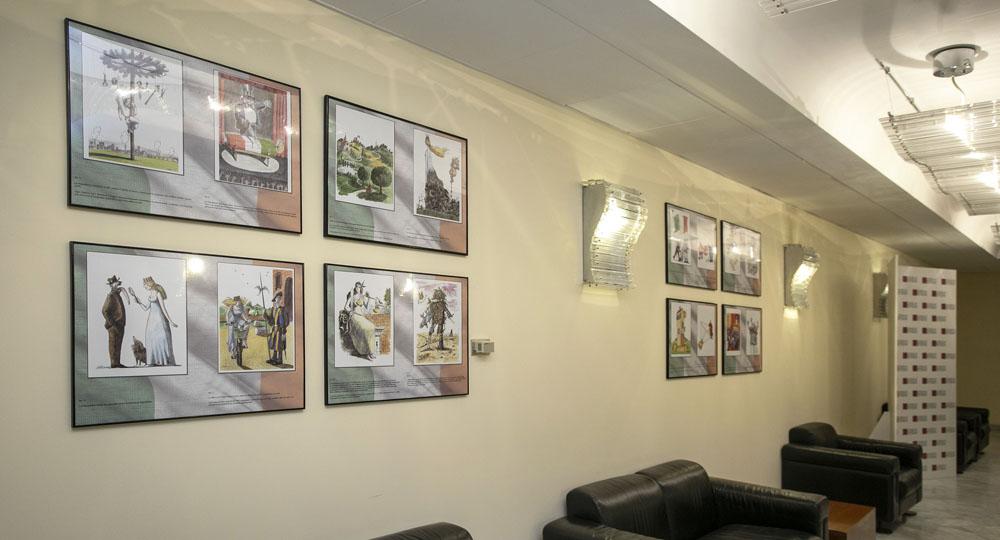 Photo of Costituzione a colori, la mostra diventa un'esposizione permanente in Regione