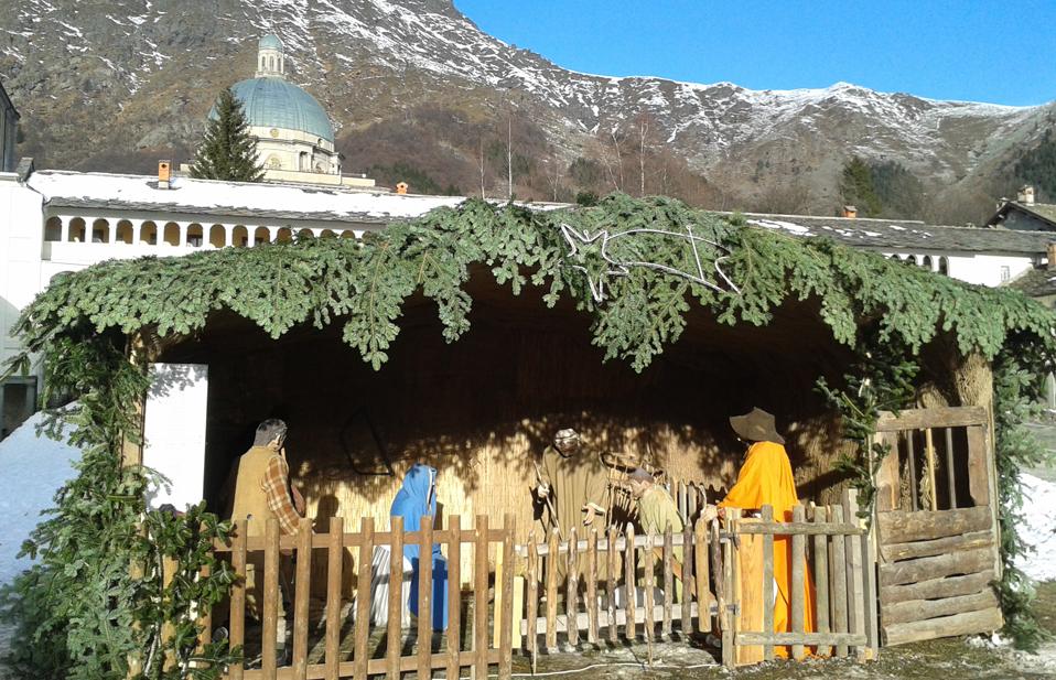 Photo of Oropa, ricco programma di eventi in tema natalizio nel fine settimana