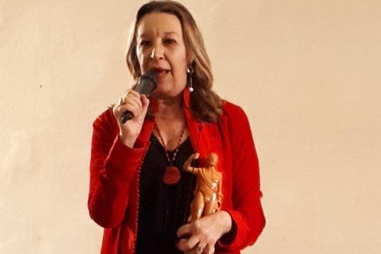 Photo of All'editrice e curatrice di libri d'arte Paola Gribaudo il prestigioso Premio Saturnio