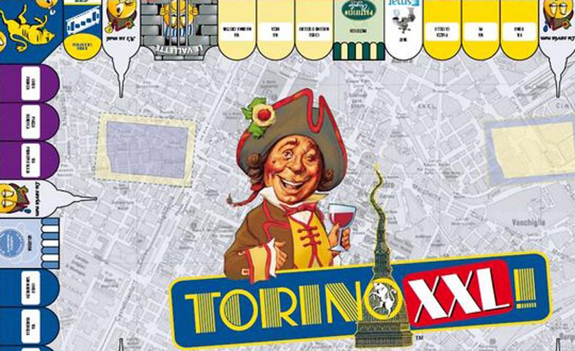 """Photo of Torna la quarta edizione del gioco da tavolo """"Torino XXL!"""": sino ad oggi ha venduto 17 mila copie"""