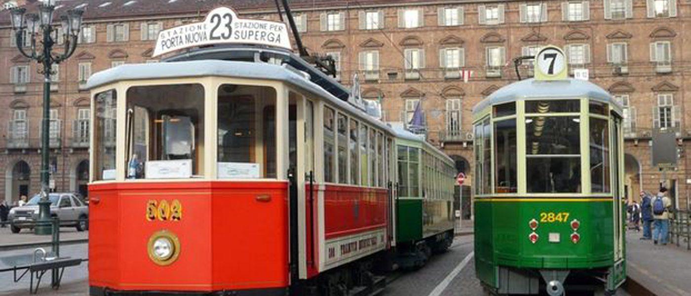 I tram storici dell'ATTS: una magnetica attrazione turistica per Torino