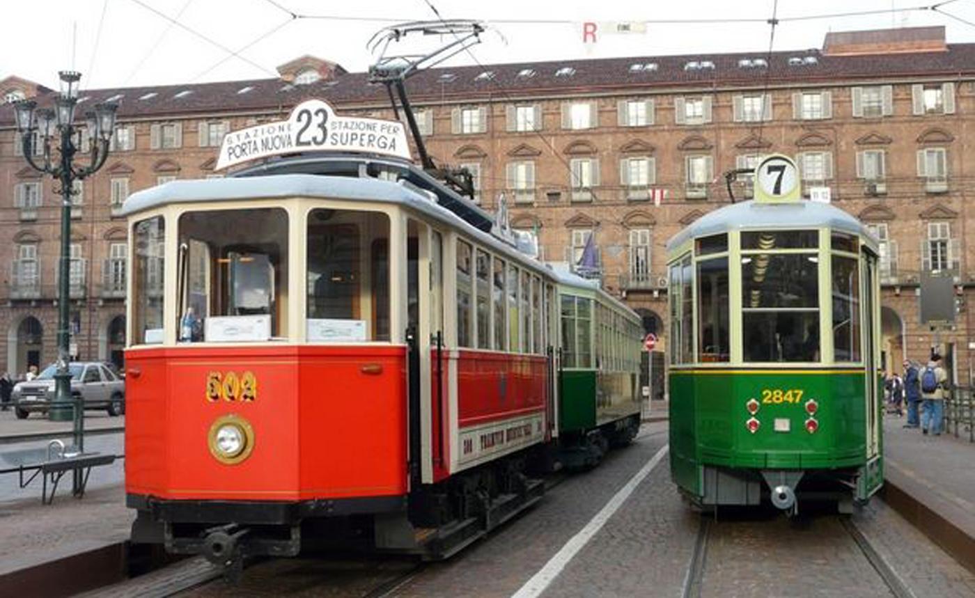Photo of I tram storici dell'ATTS: una magnetica attrazione turistica per Torino