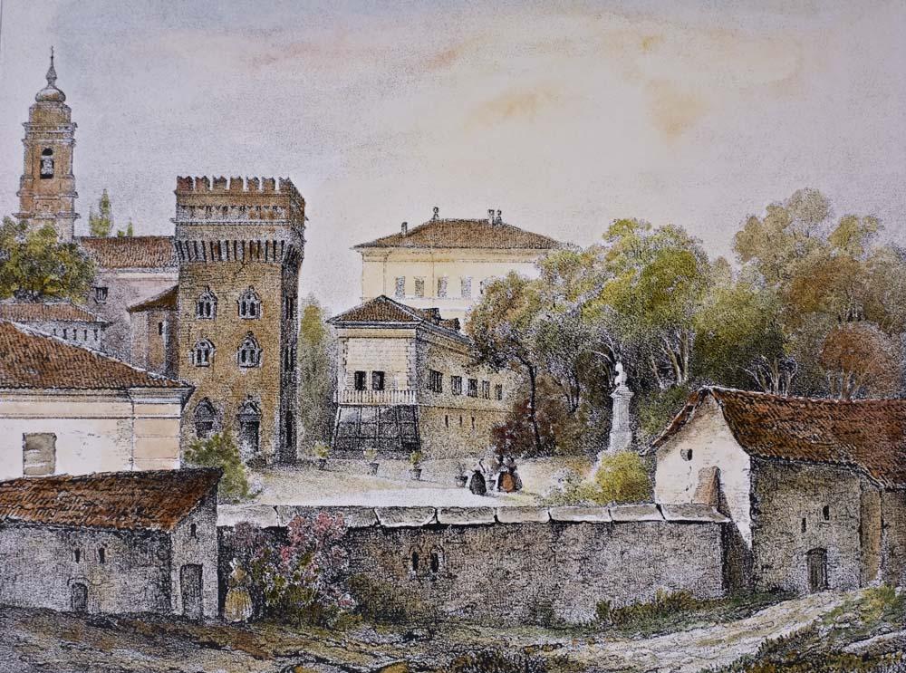 Photo of I dipinti di Enrico e Francesco Gonin in mostra a Palazzo Lascaris