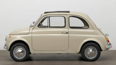 Photo of La storica Fiat 500 F esposta  al Moma di New York