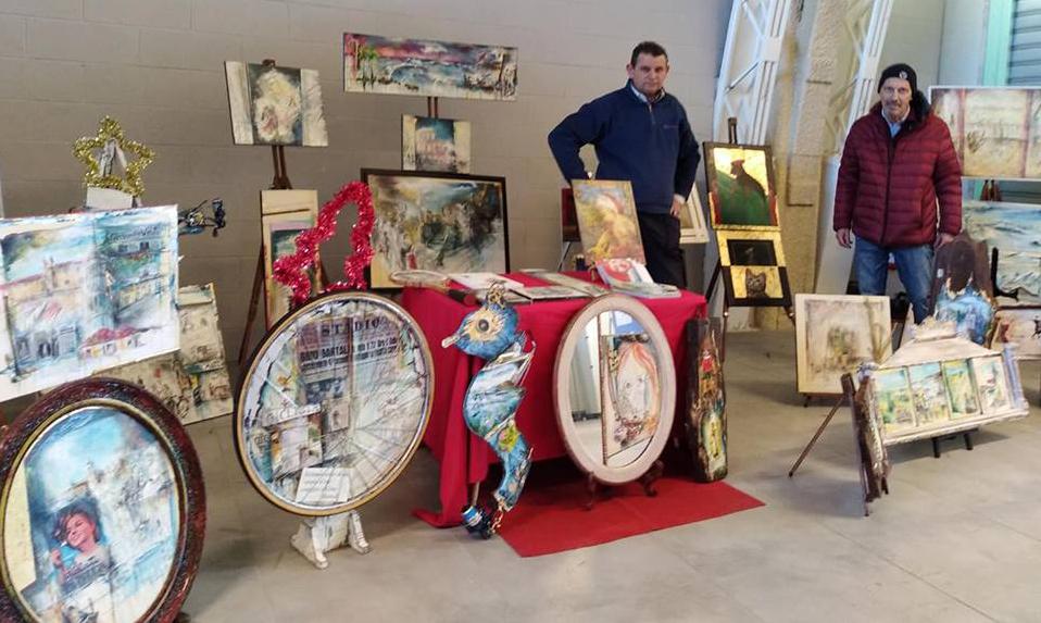 Photo of Arte al Mercato, Novara scommette su pittura e fotografia in vista del Natale