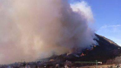 Photo of Dalla Regione: massima pericolosità per incendi boschivi su tutto il Piemonte