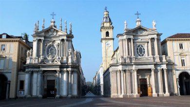 Photo of Santa Cristina e San Carlo: un solo campanile per due chiese gemelle