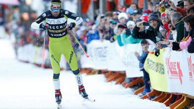 Photo of Il cuneese Becchis è il più veloce al mondo sugli sci da fondo
