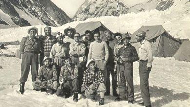 Photo of All'asta documenti inediti della conquista italiana del K2