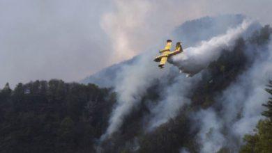 Photo of Valsesia, in sei giorni andati a fuoco mille ettari di vegetazione