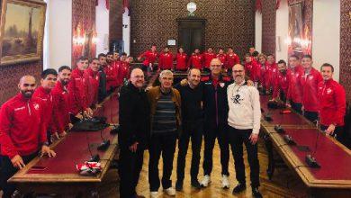 Photo of Cuneo e Uruguay uniti nello sport: una delegazione in Comune