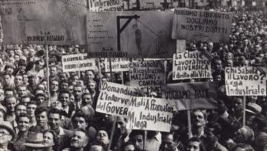 Photo of Lotta di Liberazione, lo sciopero torinese del 18 aprile 1945